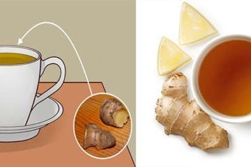 These Are the 8 Health Benefits of Drinking Ginger Tea with Honey Every Day