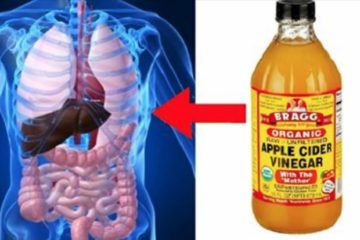 A Tbsp of Apple Cider Vinegar for 60 Days will Solve these Health Problems