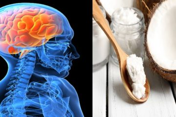 This Man Ate 2 Tbsp of Coconut Oil twice a Day. This Happened to His Brain