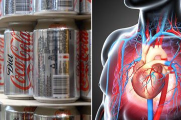 What Happens to Your Lungs, Brain, Teeth, Lungs, Kidneys & Mood when You Drink Diet Soda
