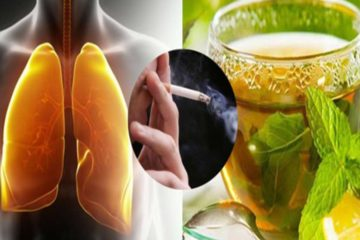 This Recipe Will Clear Your Lungs in 3 Days even If You Smoke for more than 5 Years