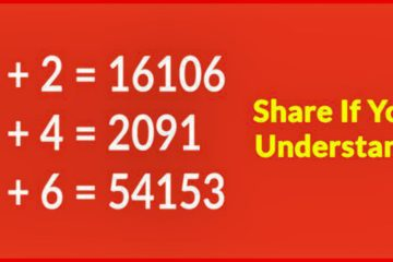 If You can Solve this Math Equation, You Are a Genius. Can You Do It?