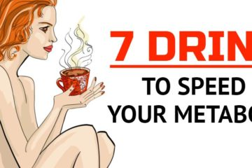 Drinks to Speed Up Your Metabolism & Help You Burn Fat