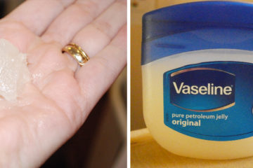 Stop Using Vaseline Immediately: 4 Reasons You Should never Put Petroleum Jelly on Your Skin