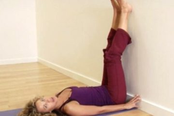 3 Things that Happen when You Put Your Legs Up against a Wall Daily