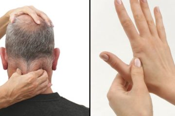 8 Pressure Points to Get Rid of Annoying Ache all over the Body