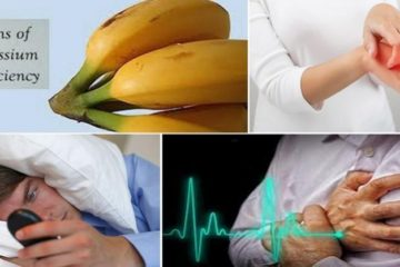 9 Symptoms of Low Potassium Levels in the Body You Should not Ignore