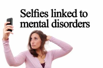 Selfies Linked to Mental Disorders