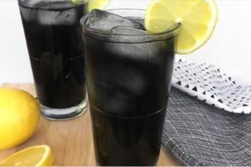 Black Lemonade Recipe for Full Body Detox & Whiter Teeth