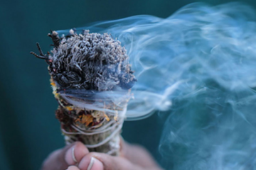 Study Reveals How Smudging Does a lot more than 'Clearing Evil Spirits'