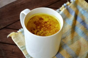 Turmeric Fat Burning Coffee Recipe