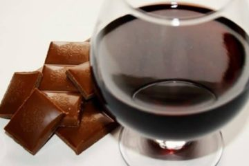 Chocolate & Red Wine Could Prevent Aging, a Study Claims