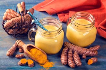 Turmeric & Ginger Combo before Bed: Alleviates Inflammation & Boosts Energy