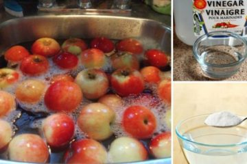 Learn How to Use Baking Soda & Remove 96 % of Pesticides from Fruits & Veggies