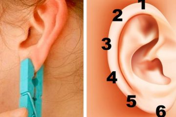 Amazing: Leave a Clothespin on Your Ear for 20-The Results Will Surprise You
