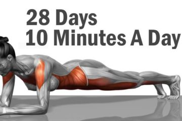 Transform Your Body Completely in 4 Weeks: 5 Potent Exercises