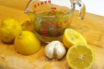 Lemon & Garlic Mixture: Potent Mixture to Clear Out Heart Blockages