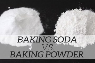 Important to Know: Learn the Difference between Baking Soda & Baking Powder