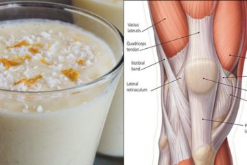 A Powerful & Simple Recipe: Strengthens the Knee Tendons & Ligaments