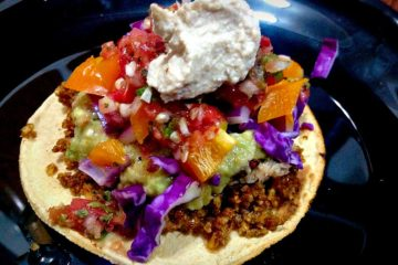 Tasty & Healthy: Vegan & Gluten-Free Walnut Taco Meat