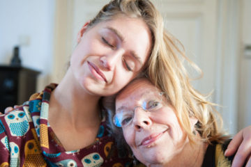 Recent Study Shows the more You Spend Time with Your Mother, the Longer She Will Live