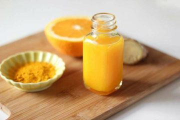 Homemade Turmeric Juice: Fights Off Inflammation & Cancer!