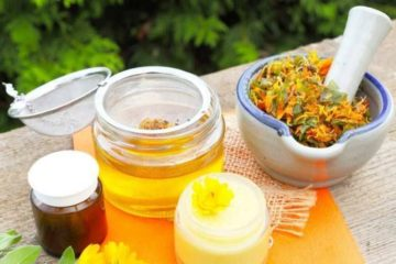DIY Calendula Cream: Fight Off Eczema, Dry Skin & Acne