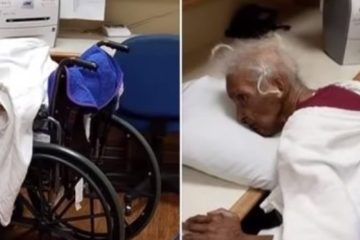 Family Urges People to Make Surprise Visits to Nursing Homes after their Mom Is Found Alone & Gasping for Breath!