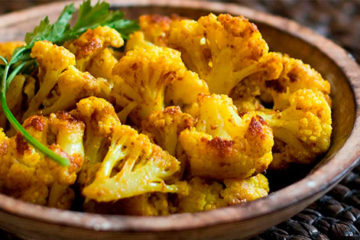 Roasted Cauliflower with Turmeric: A Potent Anti-Inflammatory & Anti-Cancer Dish