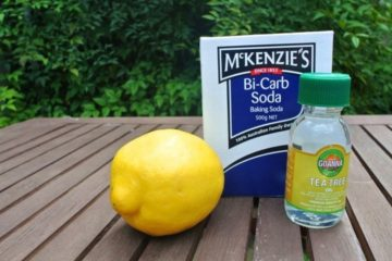 Lemon & Baking Soda DIY Facial Mask: Get Rid of Dark Circles & Acne Permanently