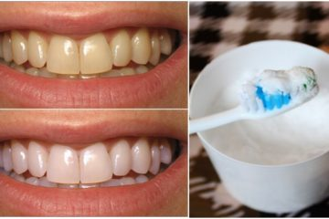 This Is How You Can Use Baking Soda & Clean Your Face & Hair & Whiten the Teeth