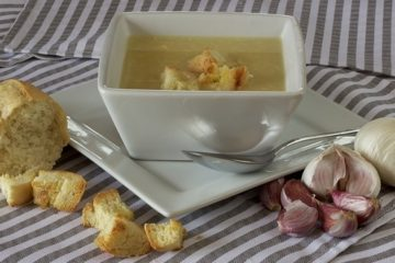 Miracle Garlic Soup: 100 Times more Effective than Antibiotics