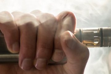 Vaping & E-Cigarettes Linked with Brain Damage, a Study Claims