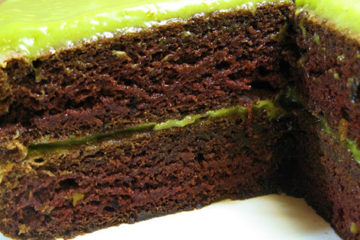 Delicious & Healthy Chocolate Cake with Avocado: Egg- & Butter-Free