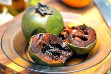 Healthy & Chocolate-y: Black Sapote Is a Fruit which Tastes like Chocolate Pudding