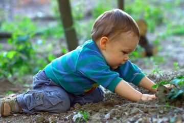 Dirt Is Good for Our Children? - This Is What Science Says