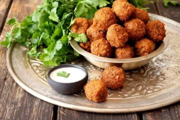 So Crispy & so Healthy: Delicious & Easy DIY Falafel Recipe