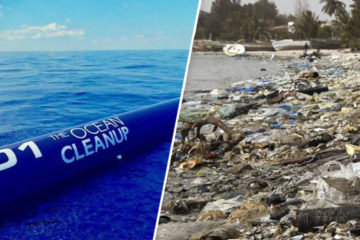 For a Better Tomorrow: The Biggest Ocean Cleanup in the World Has Begun