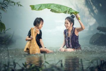 The Amazing Benefits of Smelling Rain & Walking while it Rains