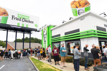 KFC Sells Out their Plant-Based 'Chicken' in 5 Hours