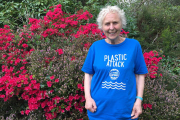 This 70-Year-Old Grandma Cleaned 52 Beaches after Seeing a Documentary about Plastic Pollution