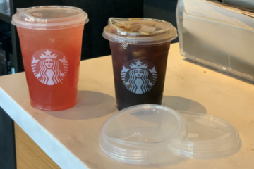No more Plastic Straws in Starbucks, They Launch the Sippy Cups