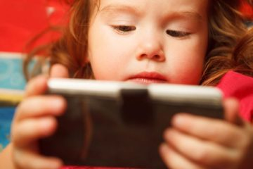 Is Giving Phones to Our Children really like Giving Them Drugs?