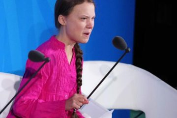 Climate Activist Greta Thunberg Accuses World Leaders at UN Summit: You Have Stolen My Dreams