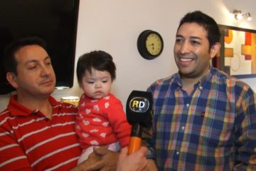 Gay Couple Adopts Baby with HIV after It Was Rejected by 10 Families