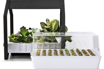 Grow Veggies in Your Home all Year Long with IKEA's Hydroponic Garden
