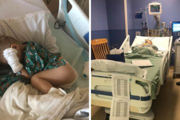 2-Year-Old almost Dies after Popcorn Lodged into His Lung & Caused Bacterial Pneumonia