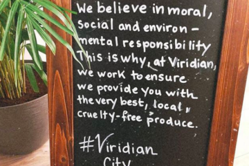 Amazing People: This Vegan Café Gives Free Christmas Dinner to those in Need; but, They Need YOUR Help