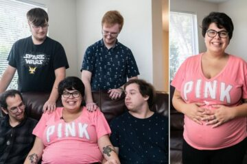 20-Year-Old Woman Pregnant & in a Relationship with 4 Men