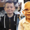 "Boy, Age 7, Shaves His Head to Be ""Bald Together"" with His Friend Who Has Cancer"